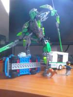 LEGOformers by blue-hugo