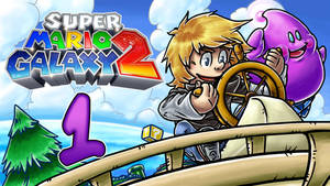 LLL - Super Mario Galaxy 2 Thumbnail by blue-hugo