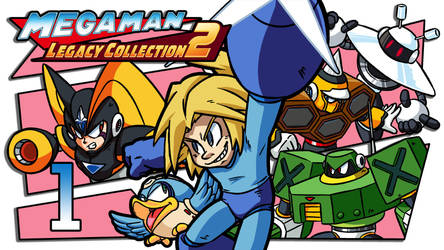 LLL - Mega Man Legacy Collection 2 Thumbnail by blue-hugo