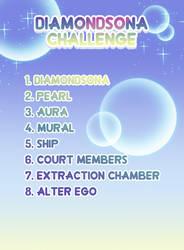 Diamondsona Challenge by Pikokko