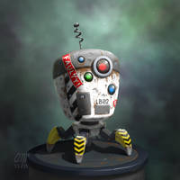 Bot by AndrewMcIntoshArt
