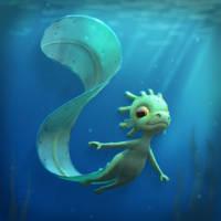 Sea Dragon by AndrewMcIntoshArt