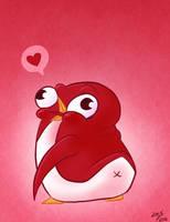 Happy Valentines Day by ZoeStanleyArts