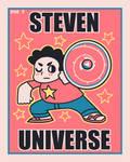 Steven Universe by ZoeStanleyArts