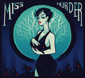 Miss Murder by ZoeStanleyArts