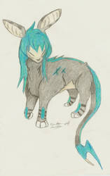 Frinny by PsycoEmoRainbow