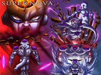 Supernova - Wallpaper by DeadlyChestnut