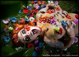 Pollination by Anathema-Photography