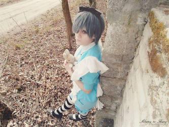 Ciel in Wonderland - Kuroshitsuji by duniishion