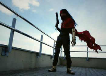 Final Fantasy VII - Vincent Valentine by duniishion