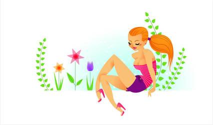 Spring is the greatest thing by MissMatzenbatzen