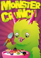 Monster crunch by MissMatzenbatzen