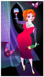 Batwing sleeves by MissMatzenbatzen