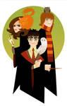harry Potter by MissMatzenbatzen