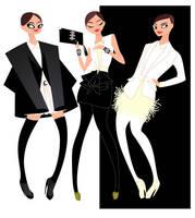 Givenchy Pre-fall 2010 by MissMatzenbatzen