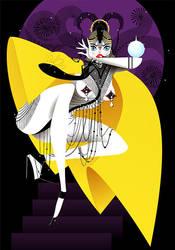 Burlesque Berlin: Lady Lou by MissMatzenbatzen