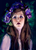 Spring by Kirilee by MissMatzenbatzen