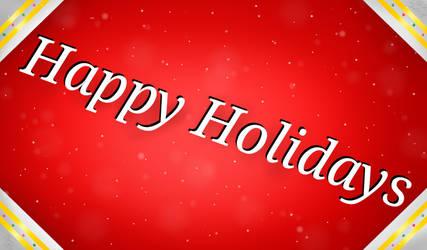 Happy Holidays by Serrabellum
