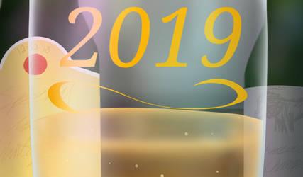 Happy New Year by Serrabellum