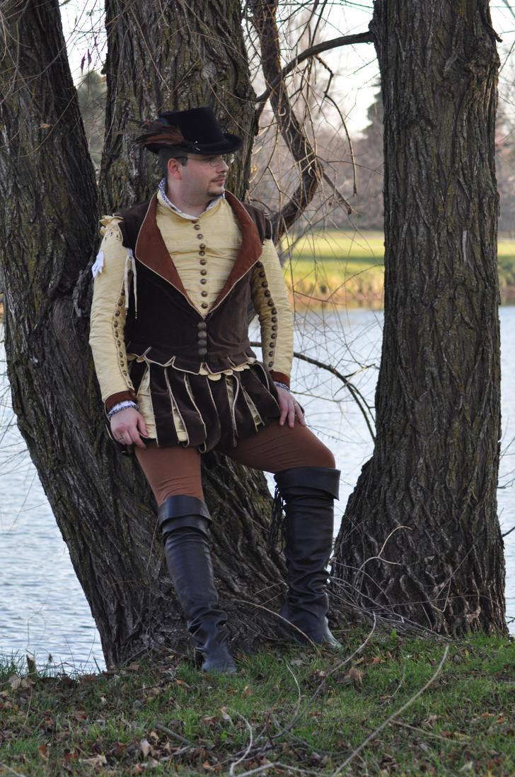 Sir Henry Pierrepont by LadyJamie