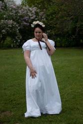 Regency Day Dress by LadyJamie