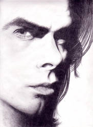 Nick Cave by DVN-Tart