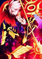 Lancer of 'Red' by kurokuni