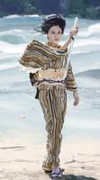 Lady Snowblood by CJRuiz