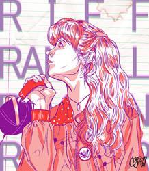 Riff Randell Rock N' Roller by CJRuiz