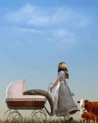 Fresh Air for Baby by Conlaodh