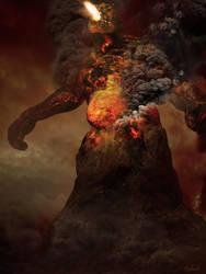 Volcano by Conlaodh
