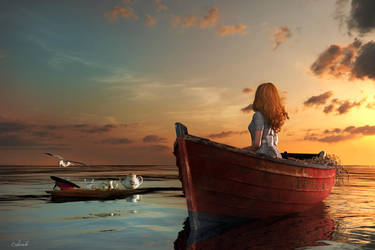 Rising Seas by Conlaodh
