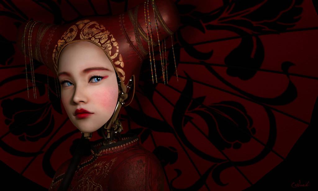 Kabuki by Conlaodh