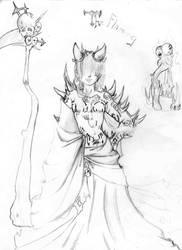 Demon Guy by DarknessinPanic