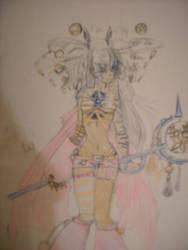 Indigo by DarknessinPanic