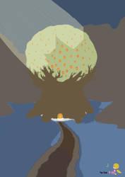Riven's Tree by Chibi-Jing
