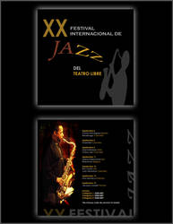 JAZZ FESTIVAL FLYER B by MUTILADOR