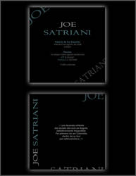 JOE SATRIANI FLYER A by MUTILADOR