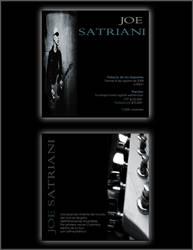 JOE SATRIANI FLYER B by MUTILADOR