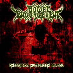 BOWEL ENGORGEMENT cover cd by MUTILADOR