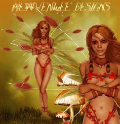 Kamilah Fae, by Heavenlee (Exclusive) by FantasiesRealmMarket