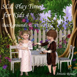 Playtime for Kids4,by Schonee and LunchladyDesigns by FantasiesRealmMarket