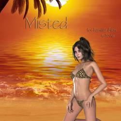 Misted familiar bikini, by MtnMist (exclusive) by FantasiesRealmMarket