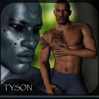 Tyson for M4, by RenderCandy by FantasiesRealmMarket