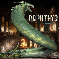 Nephthys (by Summoner) by FantasiesRealmMarket