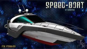 Speeboat, by Summoner (freebie) by FantasiesRealmMarket