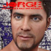 G8M/M8: Jorge, by Farconville by FantasiesRealmMarket