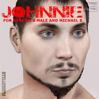 G8M-M8: Johnnie, by Farconville by FantasiesRealmMarket