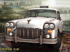 Morphing Taxi-Cab, by Summoner by FantasiesRealmMarket