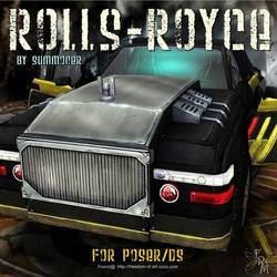 Rolls Royce, by Summoner by FantasiesRealmMarket
